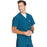 Cherokee Infinity CK900A Scrubs Top Men's V-Neck Caribbean Blue 5XL