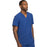 Cherokee Infinity CK900A Scrubs Top Men's V-Neck Galaxy Blue 5XL
