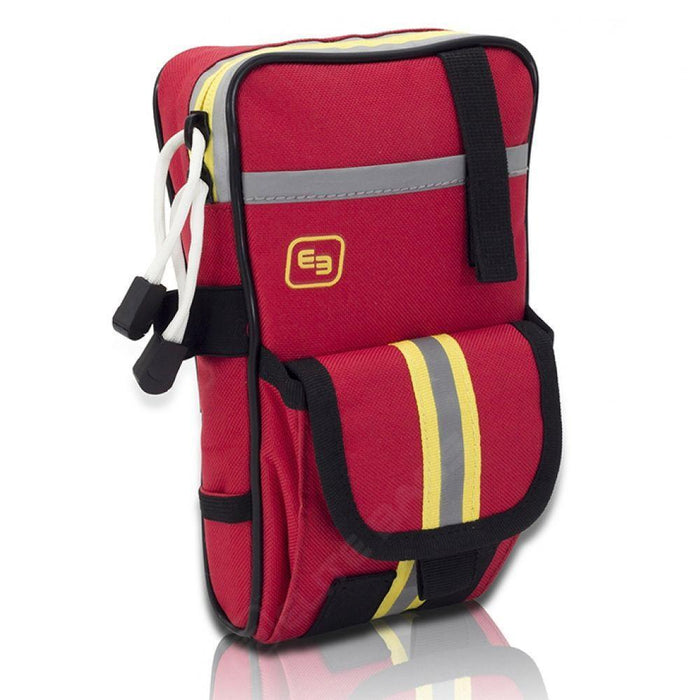 Elite Bags RESQ'S Emergency Holster for Medical Instruments Red polyester