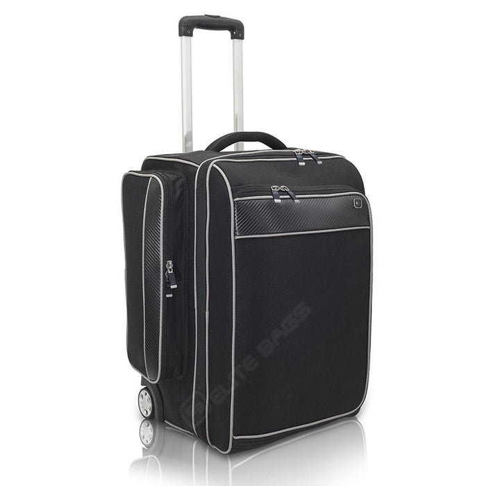 Elite Bags Sports Trolley Bag Black