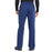 Cherokee Workwear Professionals WW190 Scrubs Pants Men's Tapered Leg Drawstring Cargo Navy 3XL