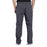 Cherokee Workwear Professionals WW190 Scrubs Pants Men's Tapered Leg Drawstring Cargo Pewter 3XL