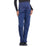 Cherokee Workwear Professionals WW220 Scrubs Pants Maternity Straight Leg Navy