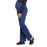 Cherokee Workwear Professionals WW220 Scrubs Pants Maternity Straight Leg Navy L