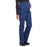 Cherokee Workwear Professionals WW220 Scrubs Pants Maternity Straight Leg Navy M