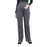 Cherokee Workwear Professionals WW220 Scrubs Pants Maternity Straight Leg Pewter