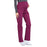 Cherokee Workwear Professionals WW220 Scrubs Pants Maternity Straight Leg Wine S