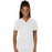 Cherokee Workwear Revolution WW620 Scrubs Top Women's V-Neck White