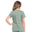 Cherokee Workwear Professionals WW665 Scrubs Top Women's V-Neck Olive 3XL