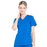 Cherokee Workwear Professionals WW665 Scrubs Top Women's V-Neck Royal
