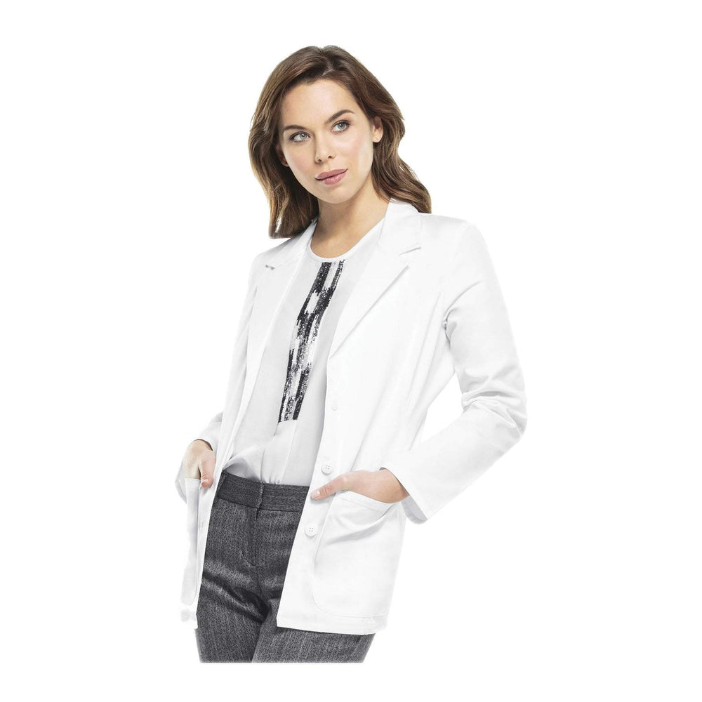 "Cherokee Lab Coats Fashion White Lab Coat 28"" Lab Coat White Lab Coats"