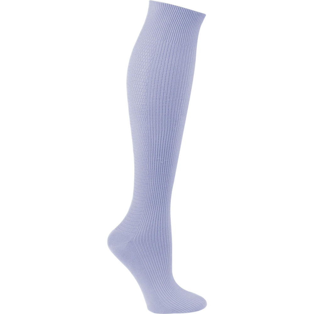 Cherokee Socks/Hosiery 4 single pair of Support Socks Ciel Blue Socks/Hosiery