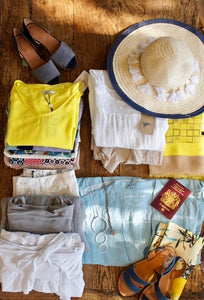 How To Pack Your Holiday Suitcase!