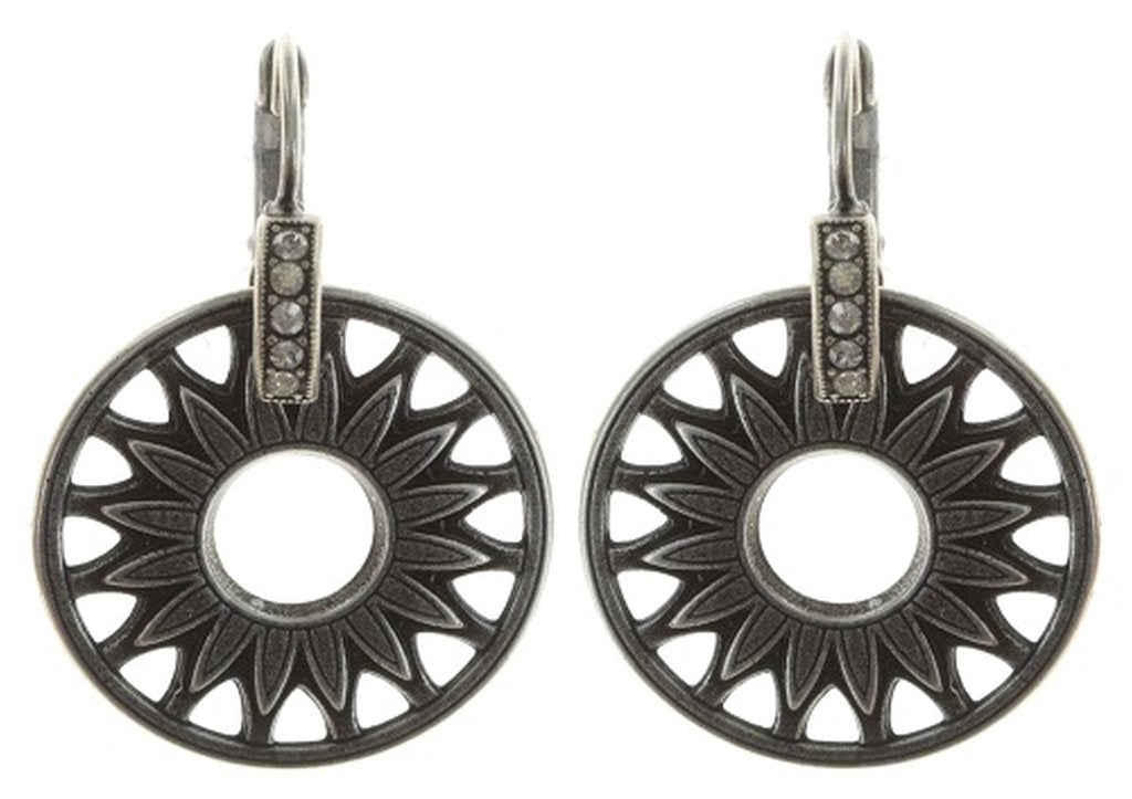 Medium Disc Earrings from Konplotts 'Rosone' Range