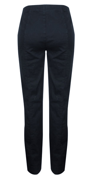 "Robell Power Stretch Dark Blue Denim Jeans at ""r a f t"""