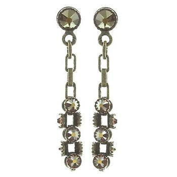 Dangling Stud Neon Lights Earrings - small