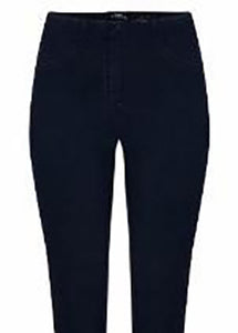 Denim Bella 3/4 Length Jeans in Navy 69