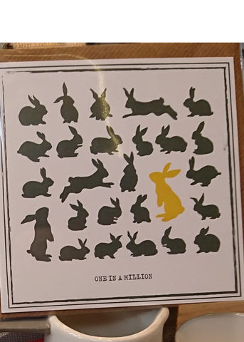Gift Card 'One in A Million'