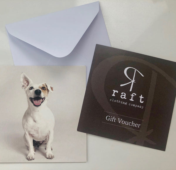 Gift Voucher - Happy Jack
