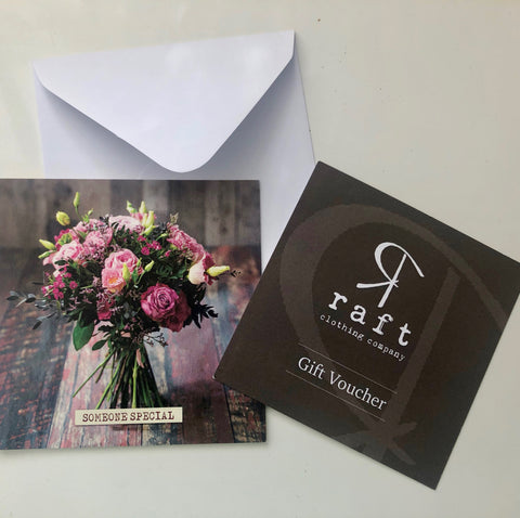 Gift Voucher - Someone Special