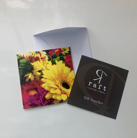 Gift Voucher - Floral Brilliance