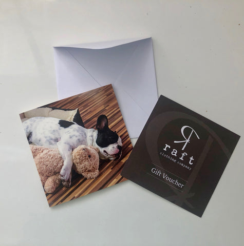 Gift Voucher - Puppy Love