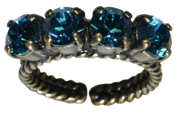 Colour Snake Ring (in a choice of colours)