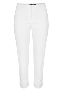 Bella Robell Trousers in White