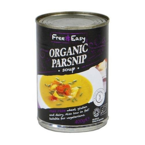 Parsnip Soup (400g) - Free & Easy