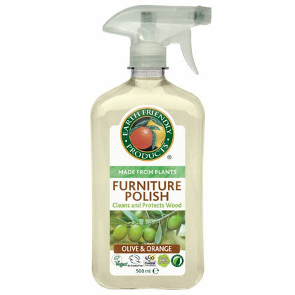 Furniture Polish Spray (500ml) - Earth Friendly