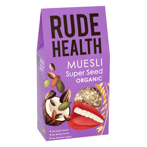 Super Seed Muesli (500g) - Rude Health