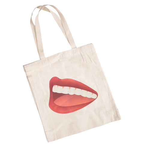 Rude Health White Tote Bag - Cabinet Organic