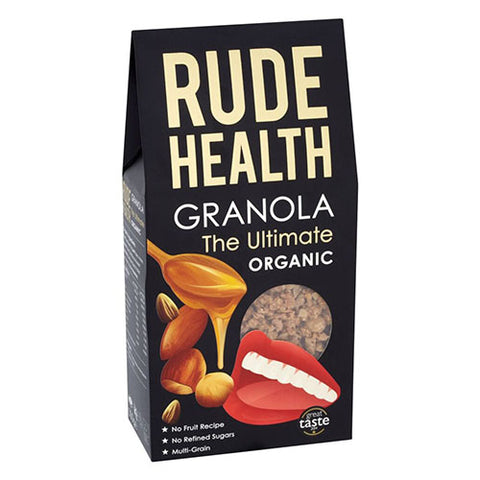 The Ultimate Granola (500g) - Cabinet Organic