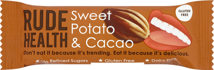 Sweet Potato & Cacao (35g) - Rude Health