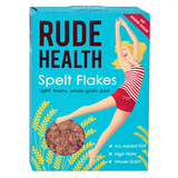 Rude Health Spelt Flakes (300g) - Cabinet Organic