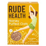 Rude Health Honey Puffed Oats (240g) - Cabinet Organic