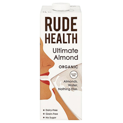 Ultimate Almond Drink (1L) - Rude Health