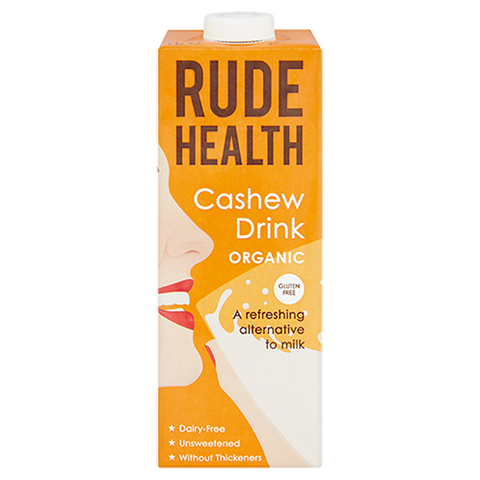 Cashew Drink (1L) - Rude Health