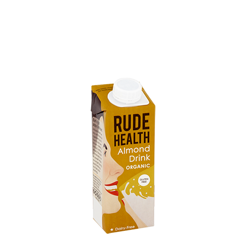 Almond Drink (250mL) - Rude Health