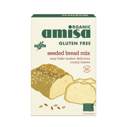 Seeded Bread Mix - Amisa