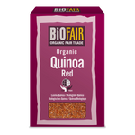 Red Quinoa Grain - BioFair