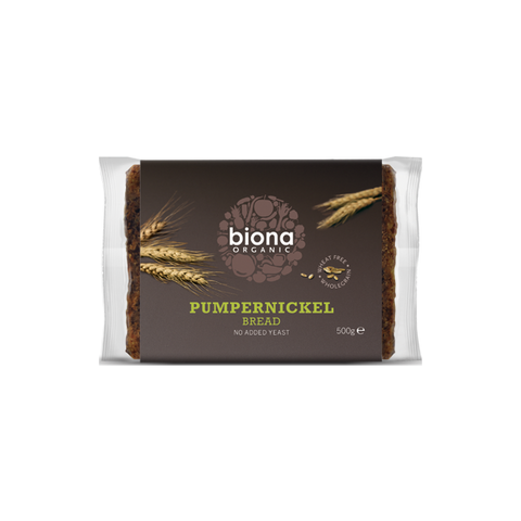 Pumpernickel bread - Biona