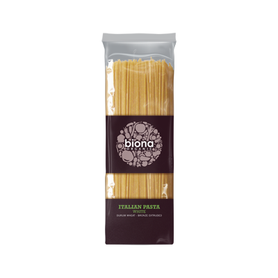 Wheat Spaghetti bronze extruded - Biona