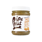 Smooth Almond Butter (250g) - Pip & Nut