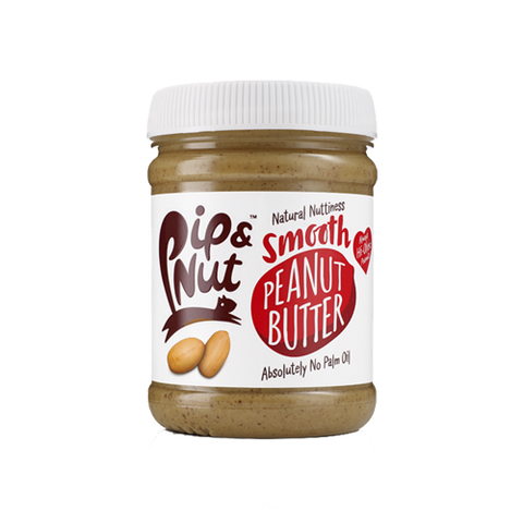 Smooth Peanut Butter (225g) - Pip & Nut