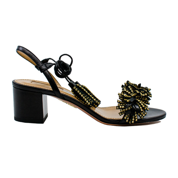 Wild Thing 50 crystal-embellished sandals