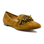 Wild Thing crystal-embellished loafers