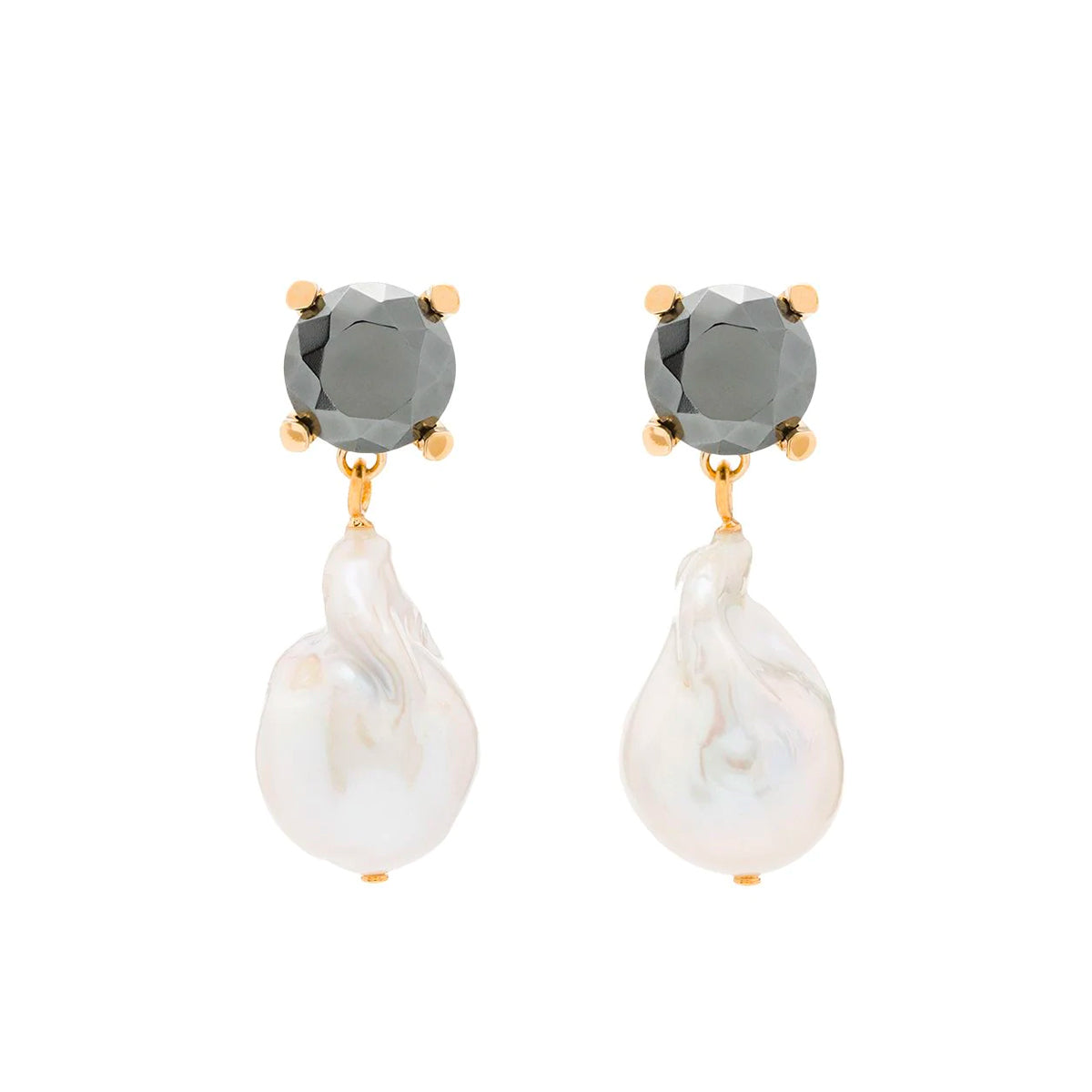 Darcey Pearl Drop Earrings