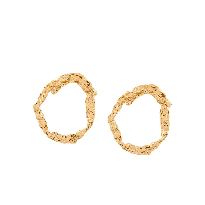 Anouck Hoop Runway Earrings