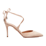 Very Matilde 85 Suede Tie Up Pumps